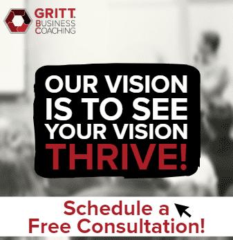GRITT Business Coaching Schedule a Consultation Sidebar